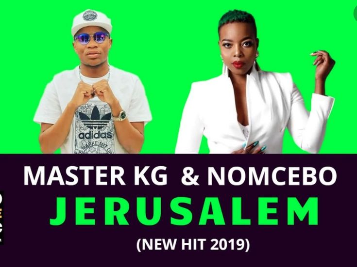 Master KG – Jerusalema Deluxe   Zip ALBUM Download - KrugerMP3