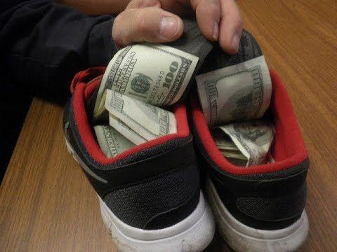 Dollars ki Smuggling ka aisa tariqa jisey dekh kar ap heran reh jaen gey