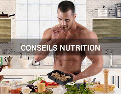 Dossiers sur les aliments, régimes et les compléments alimentaires (protéines, BCAA, glutamine) pour votre préparation physique en musculation.