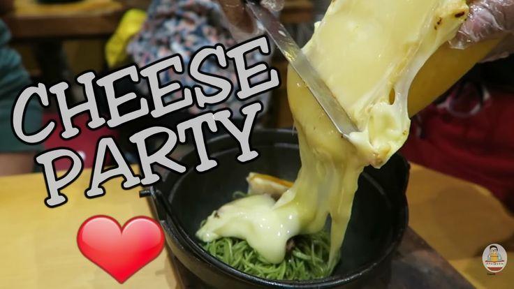 Sexy Cheese Ramen Party!!! at Ichiro Ramen AEON!