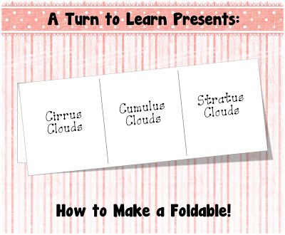 A Turn to Learn: How to Make a Foldable in PowerPoint!