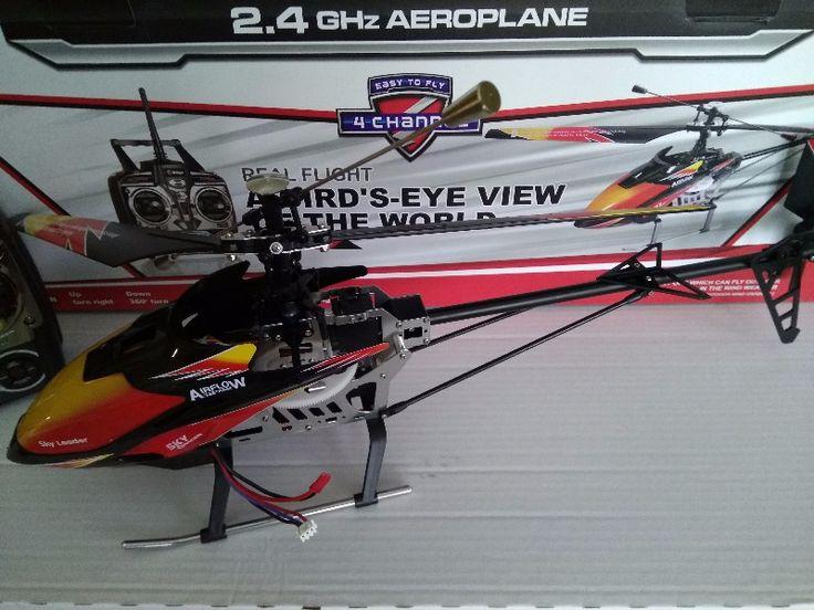 Only RAND1526.5, eu Original WLtoys V913 Brushless Upgrade Version 4Ch Helicopter - Tomtop.com