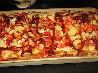 Mom's Kitchen: Aloha Pizza