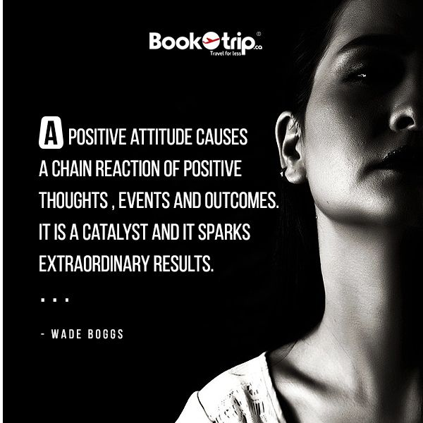 A #positiveattitude helps you cope more easily with the daily affairs of life. It brings #optimism into your #life, and makes it easier to avoid worries and #negativethinking.