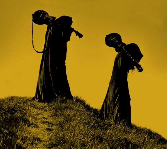 The 'O' in Sunn O))) is silent, and so is the exalted fridgecore purveyors' new album. News of this monumental artistic endeavor broke today on the Seattle natives' Ello page in the form of a scram…