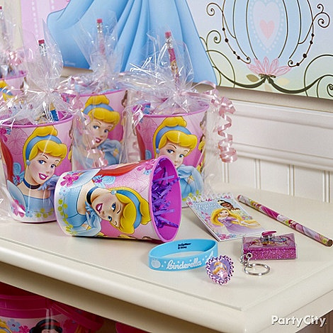 A Disney Princess Party Cup is the perfect treat for little princesses!