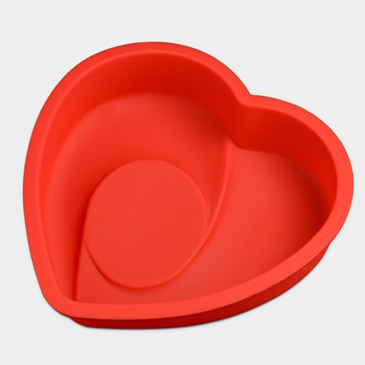 9 Inch Heart Shaped Cake Mould Pizza Pies Bread Mould DIY Decor Silicone Fondant Mold Home Kitchen Baking Pan Tray Baking Tools on Aliexpress.com | Alibaba Group