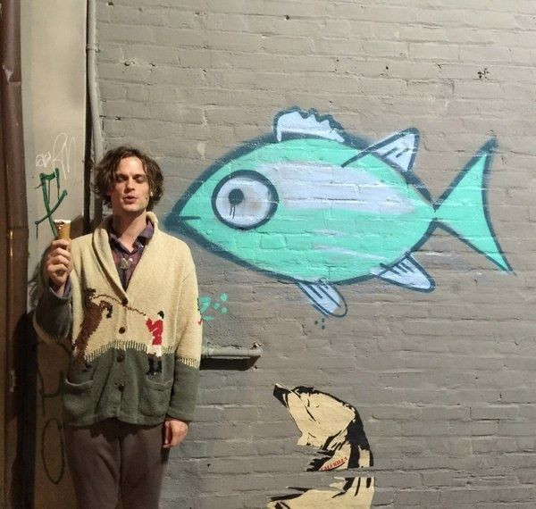 His entire life is stylistically pleasing. | 25 Pictures That Prove Matthew Gray Gubler Is The Ideal Man
