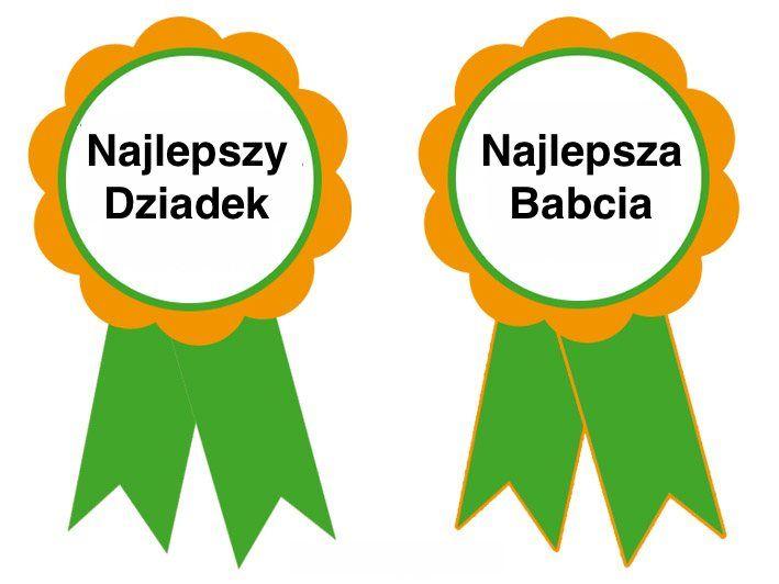 Dzień Babci i Dziadka: Kotyliony / Zawieszki Dzień Babci i Dziadka Styczeń Święta i pory roku