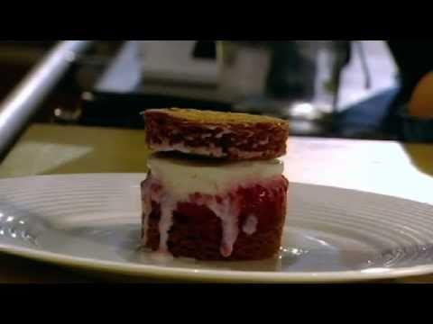 Baked Alaska - Gordon Ramsay - YouTube. Because I still don't understand what baked Alaska is.