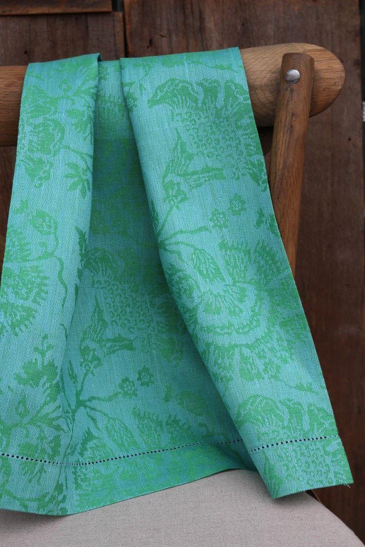 #LinenWay #Linen #Tea Towel #Kitchen Towels #Towel #Jacquard Towel #Bright Towel #Floral Towel