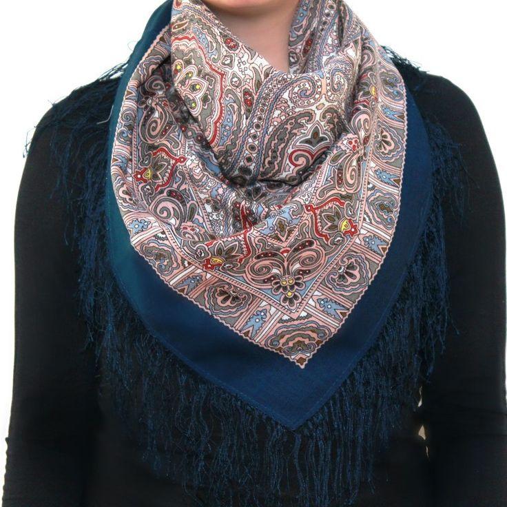 #accessory #scarf #fall #fashion #style #gift #handmade #elegant #shawl #wool #silk #Russian #romantic #trendy #clothing #Winter #lifestyle #Pavlovo Posad #Fashion week #street style #moda #Russian Olympics Sochi 2013 #dapper #