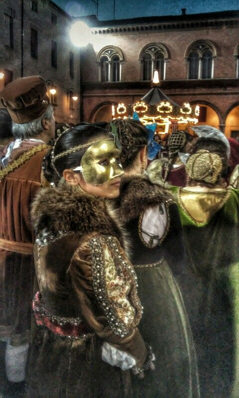 Carnevale rinascimentale FERRARA....