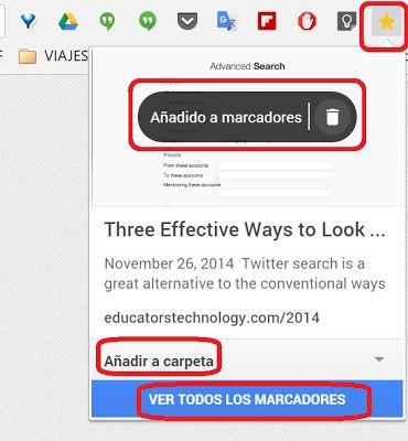 Crea y aprende con Laura: Bookmark Manager, Google actualiza su servicio de ...