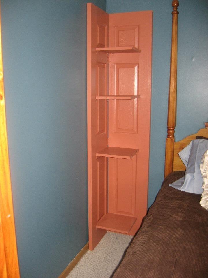 how to build bifold closet doors