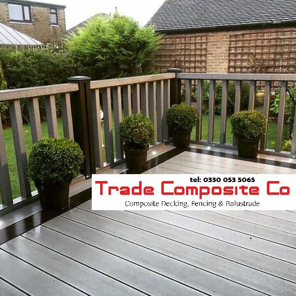 Trade Composite Co Are The United Kingdoms Leading Supplier Of High Quality  Composite Wood Plastic Deck