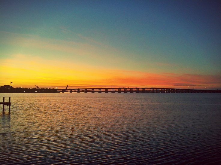 You can't beat a Florida Winter sunset. Best Vacation Destination - West Coast of Florida