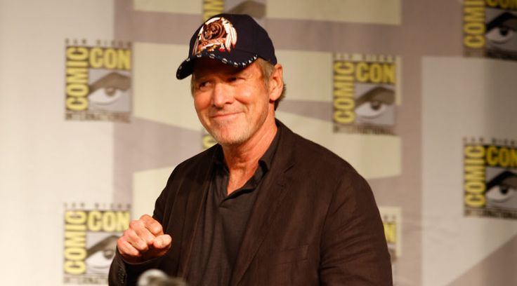 Will Patton - Captain Weaver in Falling Skies Comic Con Panel, 2013