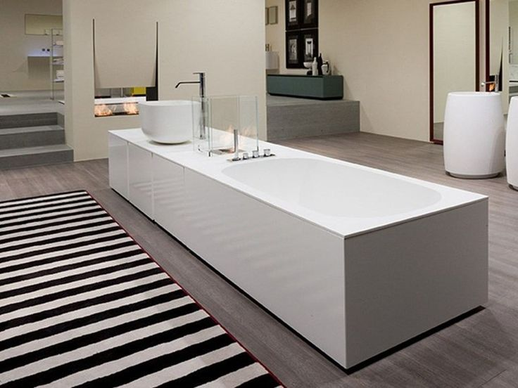 DIMORA Vasca da bagno by Antonio Lupi Design®
