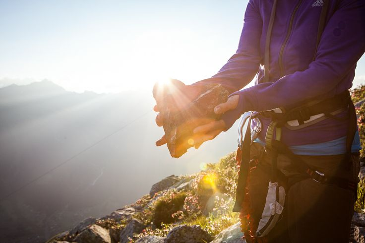 Das Montafon hat ein ♥ für Kletterbegeisterte #silvrettamontafon #climbing #klettern #neverstopexploring