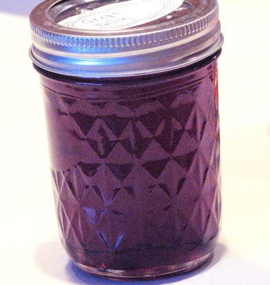 From The Southern Living Cookbook. A very simple jelly using bottled grape juice. Goes together in no time, so its perfect for last minute gift ideas or beginning jelly makers. Uses hot water bath canning.
