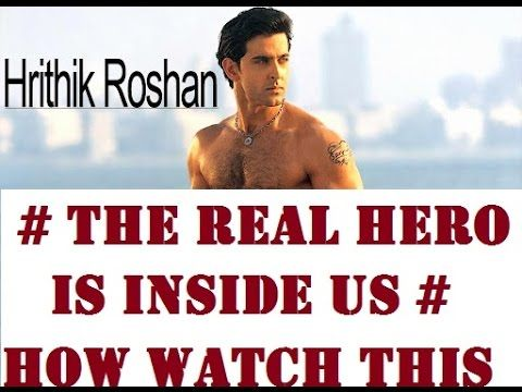 Hrithik Roshan a complete Hero@Real life story-biography