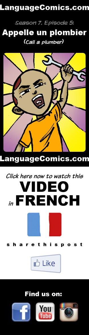 #French practice and pronunciation. Enjoy and share! http://www.youtube.com/subscription_center?add_user=languagecomicsteam
