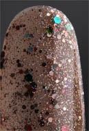 D176: Jaded Bronzer - Jacqueline Burchell Soak Off Gel Nail Polish