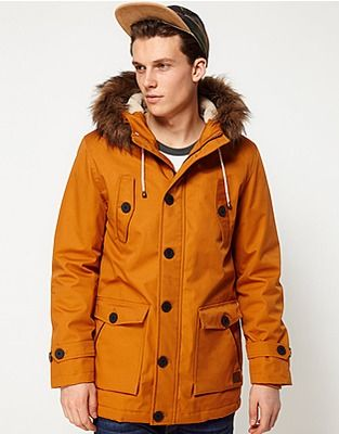 ASOS Fashion Finder | Minimum Parka