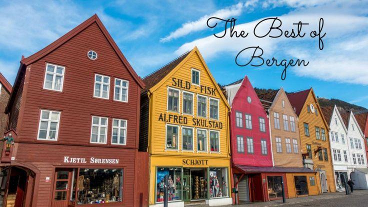 A Weekend in Beautiful Bergen, Norway