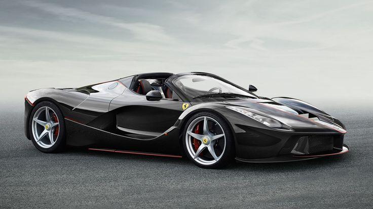 2016 Ferrari LaFerrari Spider
