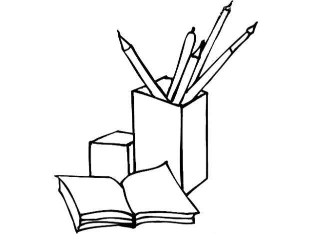 Dibujo Para Colorear Lapices Dibujos Para Colorear Dibujos Colores