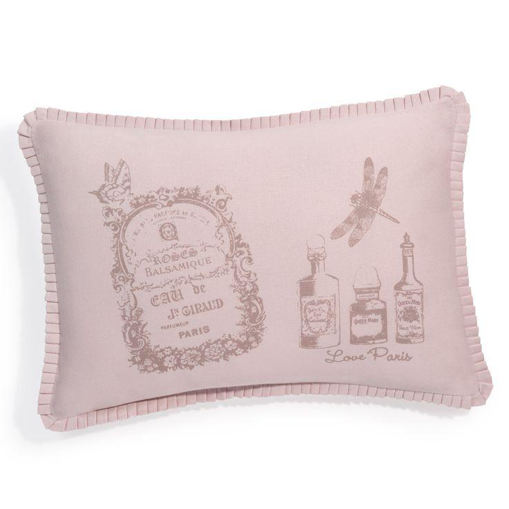Perfume cushion, pink