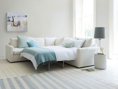 Chatnap modular corner sofa bed with arms