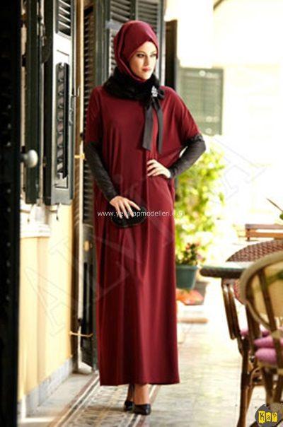 Bordo Elbise 2015 Kış | 2015 | Kayra | Setrms | Armine | Zühre | Alvina