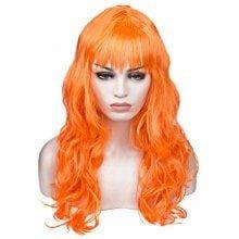 Women Long Big Wavy Hair Wigs Cosplay Party Costume