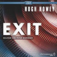 Zeit für neue Genres: Rezension: Exit - Hugh Howey