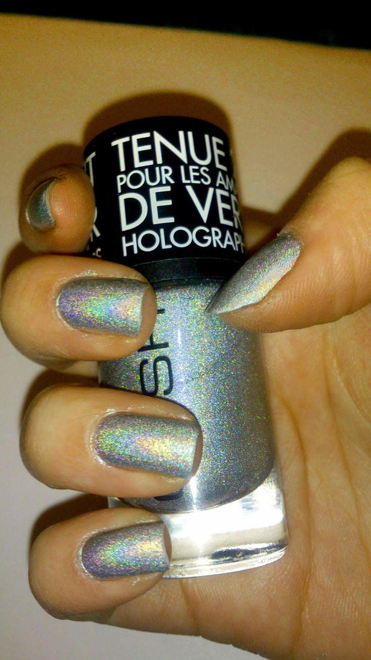 holographic nail polish GOSH