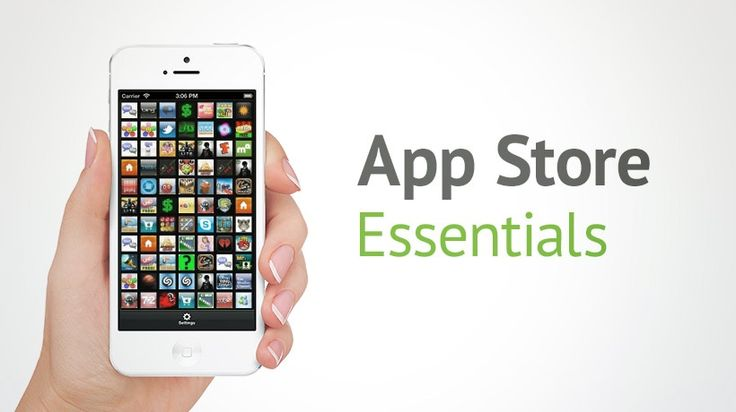 App Store iPhone essential apps