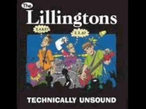 The Lillingtons - Alien Girl