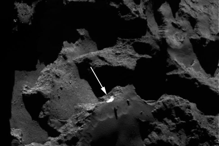 The Rosetta mission might be over, but scientists are still learning new things about comet 67P.