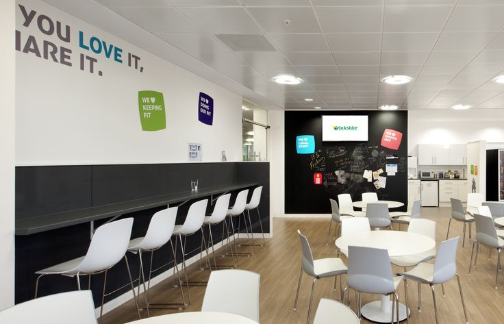 Yorkshire building society group head office for Office design yorkshire