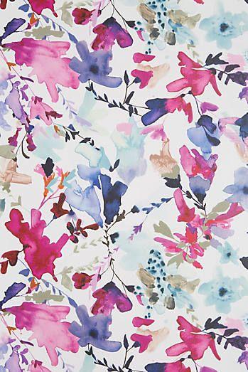 Wildflower Study Wallpaper