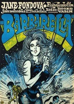 Barbarella By Kaja Saudek ,1971