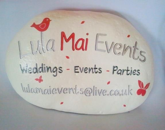 Designed exclusively for us by Houses to Homes  Can be done with any message, date of wedding/party/event etc