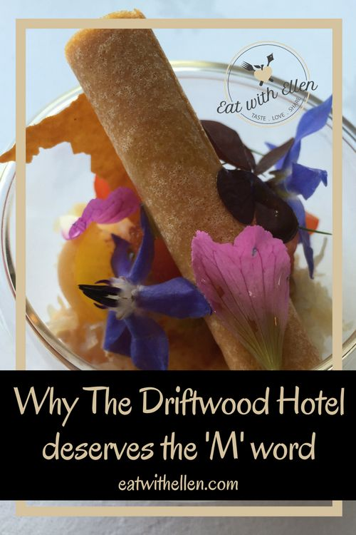 Click through to find out why the Michelin star rating is very much deserved by The Driftwood Hotel or re-pin to read later