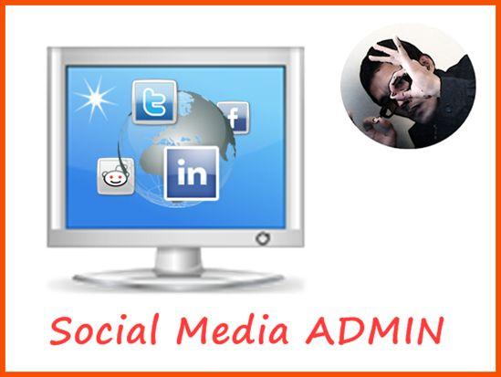 We can help to manage your Social Media or to create new accounts!