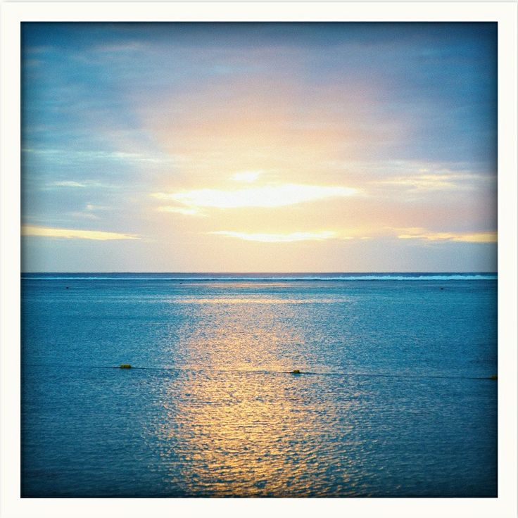 Sunset at a LUX resort. #sunset #mauritius #suretravel Book at www.suretravel.co.za