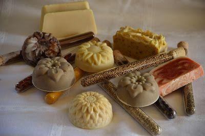 Liazel blogja: Szappan receptek