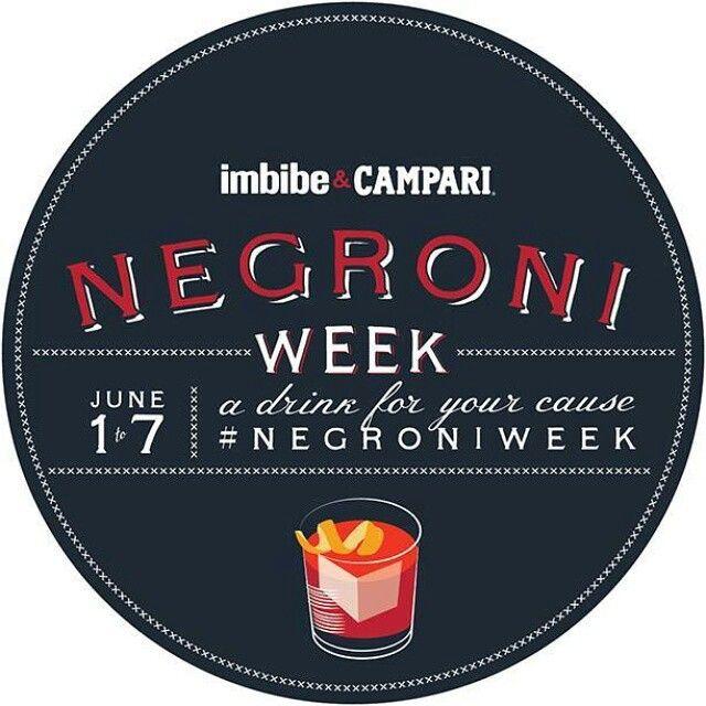 Negroni week 2015 is going global!